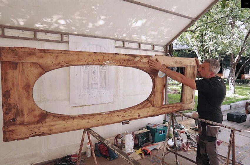 Реставрація історичних брам: документальний міні-фільм для фахівців від Бюро спадщини у Львові