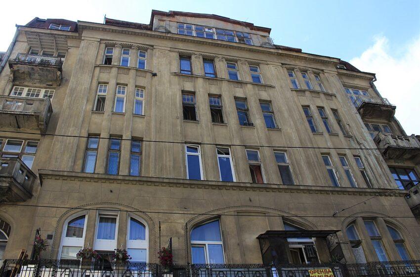 У Львові відреставрують пам'ятку на вулиці Богдана Хмельницького, 11