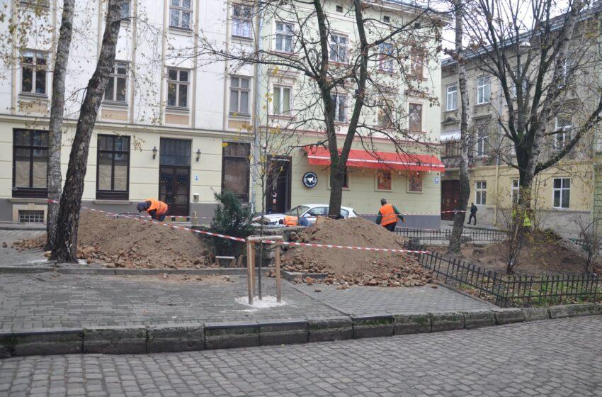 Історичну площу Коліївщини у центрі Львова почнуть ремонтувати цього року