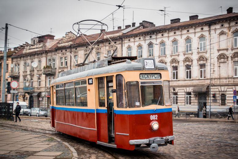 Як приватна ініціатива львів'ян врятувала один з найстарших вагонів України