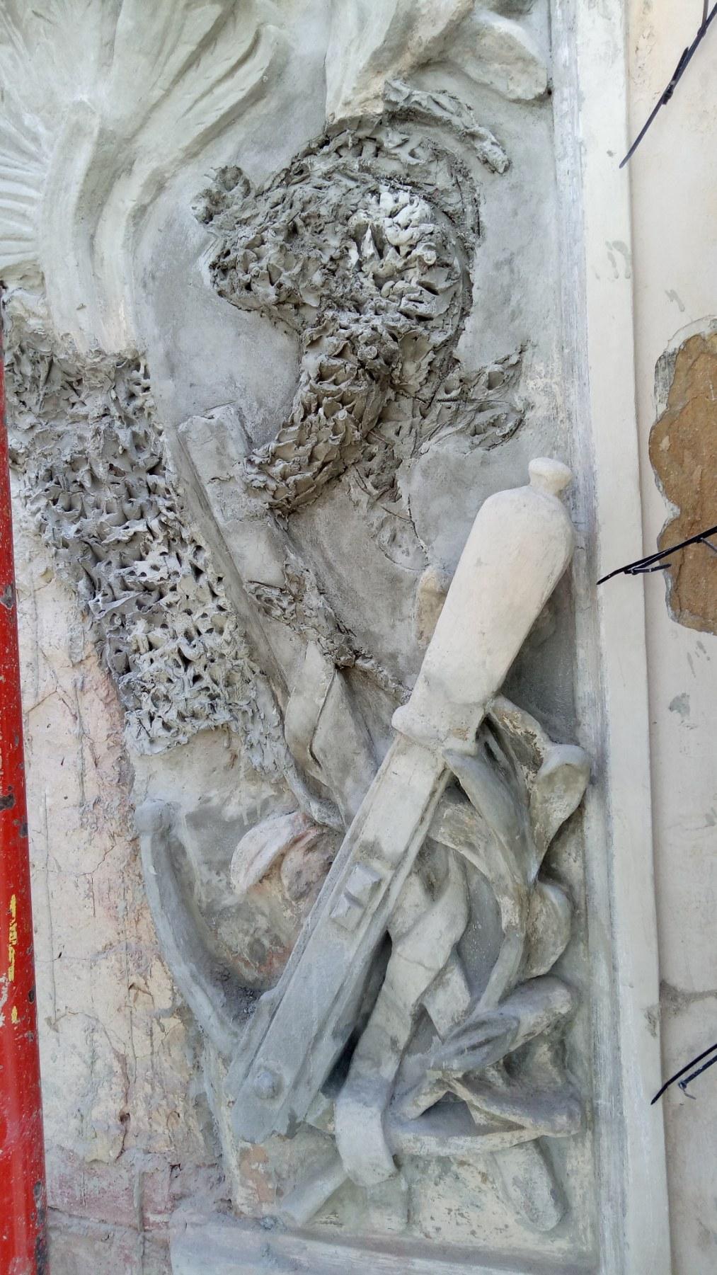 kopernyka 15 4 - Палац Потоцьких: Як реставрують пам'ятку в стилі французького класицизму